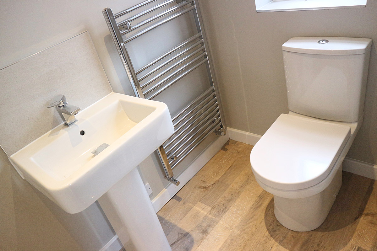 The Pembroke at Mill Fields, South Kilworth (Plot 11) Cloakroom